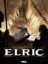 Couverture La cité qui rêve - Elric, tome 4