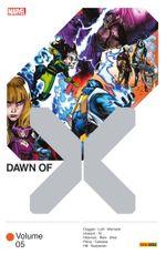Couverture X-Men : Dawn of X, tome 5