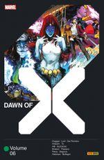 Couverture X-Men : Dawn of X, tome 6
