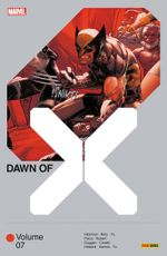 Couverture X-Men : Dawn of X, tome 7