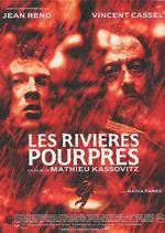 Affiche Les Rivières pourpres