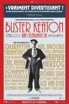 Affiche Buster Keaton : Une célébration