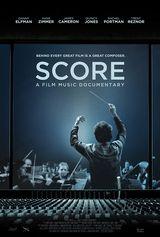 Affiche Score: A Film Music Documentary