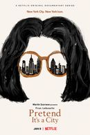 Affiche Fran Lebowitz : Si c'était une ville...