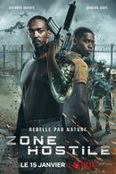 Affiche Zone hostile