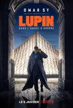 Affiche Lupin : dans l'ombre d'Arsène