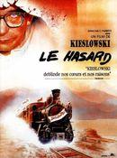Affiche Le Hasard