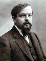 Photo Claude Debussy
