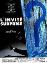 Affiche L'Invité surprise