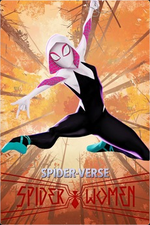 Affiche Spider-Women