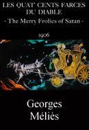 Affiche Les Quatre Cents Farces du diable