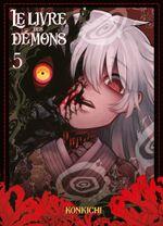 Couverture Le Livre des démons, tome 5