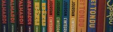 Cover Mes BD 40 ans de collection