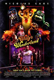 Affiche Willy's Wonderland