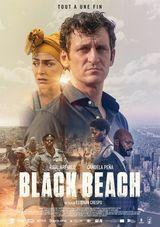 Affiche Black Beach