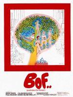 Affiche Bof.. (anatomie d'un livreur)