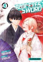 Couverture Blue Eyes Sword, tome 5