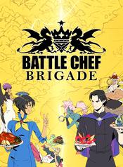 Jaquette Battle Chef Brigade