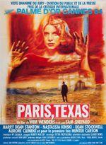 Affiche Paris, Texas