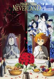 Affiche The Promised Neverland 2