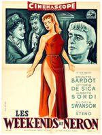 Affiche Les Week-ends de Néron