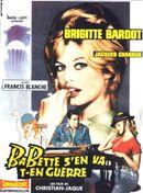 Affiche Babette s'en va-t-en guerre