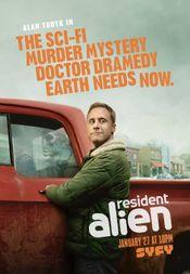 Affiche Resident Alien