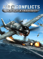 Jaquette Air Conflicts: Pacific Carriers