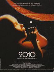 Affiche 2010 : L'Année du premier contact