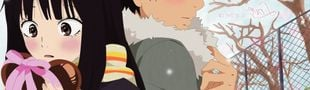 Cover Mon top des animés de romance