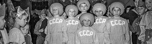 Cover Post-Soviet post-punk & autres joyeusetés