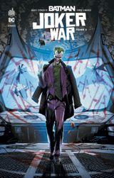 Couverture Batman : Joker War, tome 2