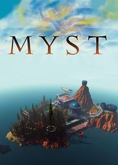 Jaquette Myst