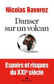 Couverture Danser sur un volcan