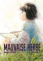 Couverture Mauvaise herbe, tome 3