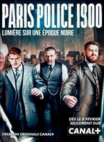 Affiche Paris Police 1900