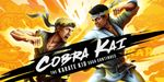 Jaquette Cobra Kai: The Karate Kid Saga Continues