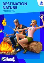 Jaquette Les Sims 4 : Destination nature