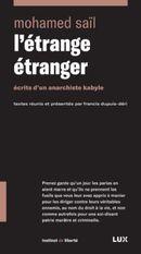 Couverture L'étrange étranger