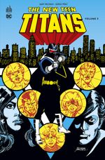 Couverture The New Teen Titans, tome 3