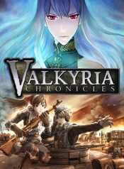 Jaquette Valkyria Chronicles