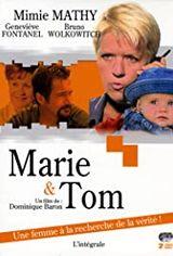 Affiche Marie et Tom
