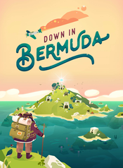 Jaquette Down in Bermuda