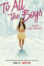 Affiche À tous les garçons : Pour toujours et à jamais