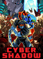 Jaquette Cyber Shadow