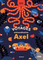 Couverture Les Voyages extraordinaires d'Axel