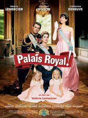 Affiche Palais royal !