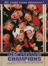 Affiche Les Petits Champions