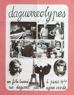 Affiche Daguerréotypes