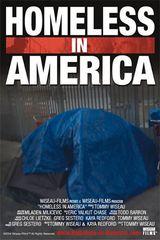 Affiche Homeless in America